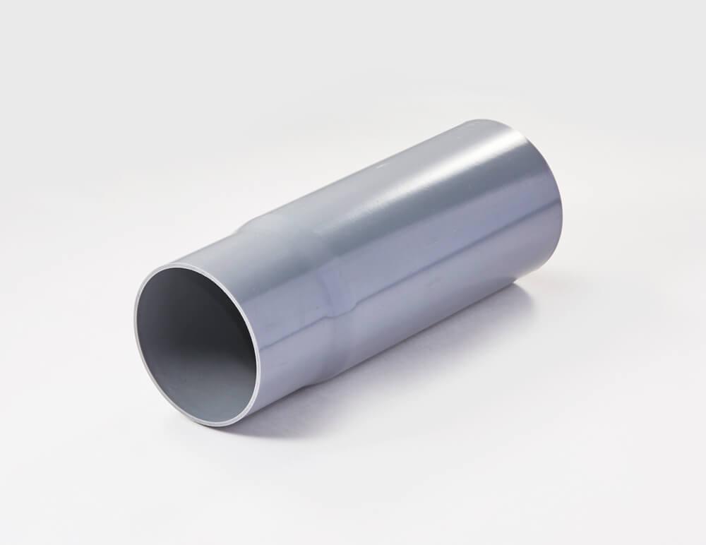 塩ビ絞り管